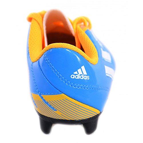 Adidas - Adidas Taqueiro FG J Zapatos Fùtbol Niño Azul Cuero M17559 Azul