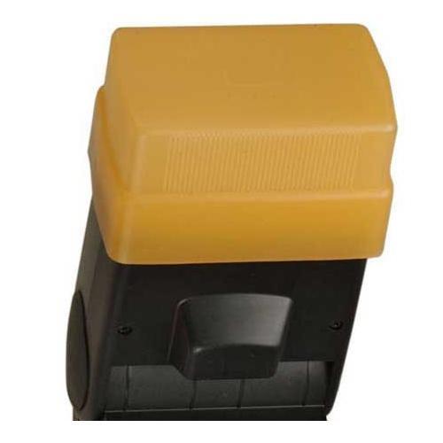 Sto-Fen Gold Omni-Bounce OC-MZ80GL Flash Diffuser (for For Metz 44 AF-1, 48 AF-1, 50 AF-1, 52 AF-1, 58 AF-1, 58 AF-2 / Leica SF58 Flashes)