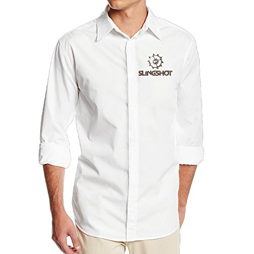 - Polaris Unveils New Slingshot Men's Casual Long Sleeve Sateen Dress Shirt
