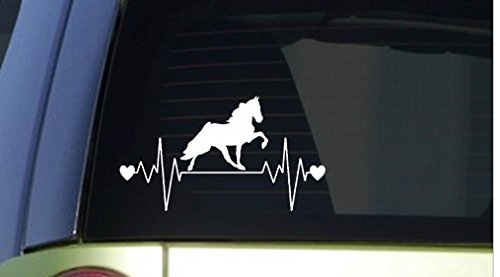 Walking Horse heartbeat lifeline *I264* 8
