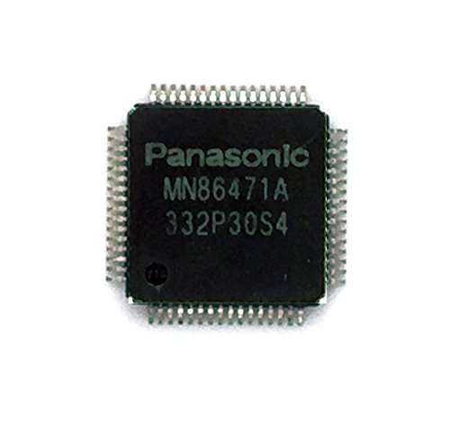 Rinbers® OEM HDMI Video Output IC PANASONIC MN86471A Chip for Playstation 4 PS4 Motherboard