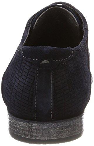 Bugatti Herren 311252081400 Derbys Blau (Dark Blue)