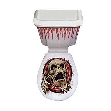Halloween Toilet Grabber Cover