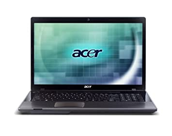 Acer Aspire 7745G-334G1TMn - Ordenador portátil (i3-330M, Gigabit Ethernet, WLAN, Wi-Fi, DVD Super Multi DL, Touchpad, Windows 7 Home Premium): Amazon.es: ...