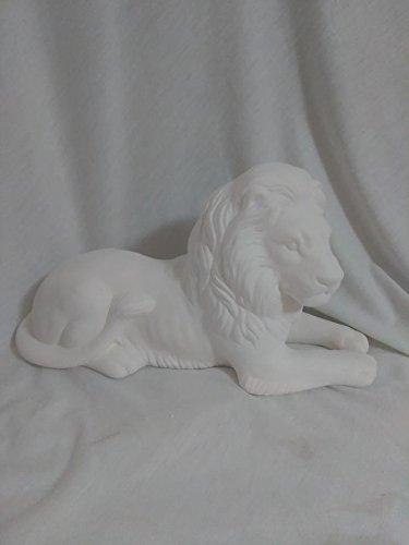 Resting King Lion 6