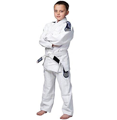 Tatami Fightwear Kids Estilo BJJ Gi - M0 - White