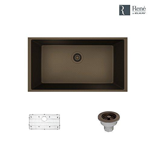 undermount kitchen sink beige  rh   farmhousesinks net