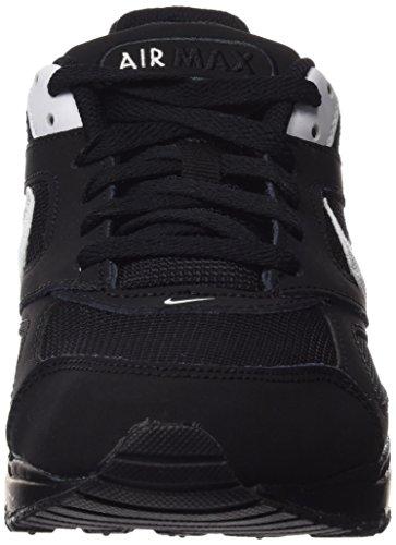 Zapatillas Nike Air Max Ivo Gs 579995 Zapatillas Sneakers Black Black White 011
