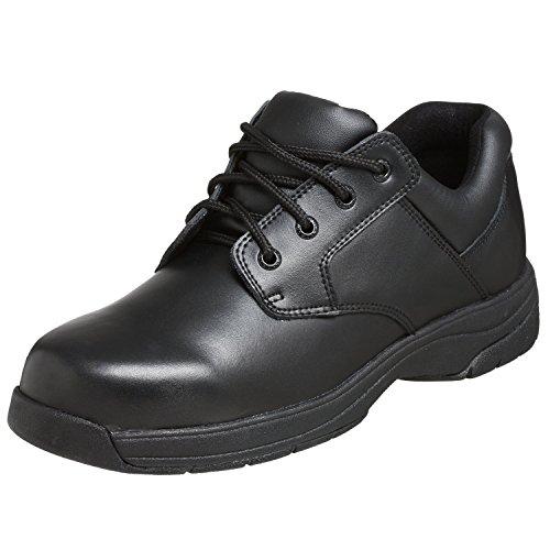 - Rocky Duty Men's Slip Stop Dress Oxford,Black,11 M