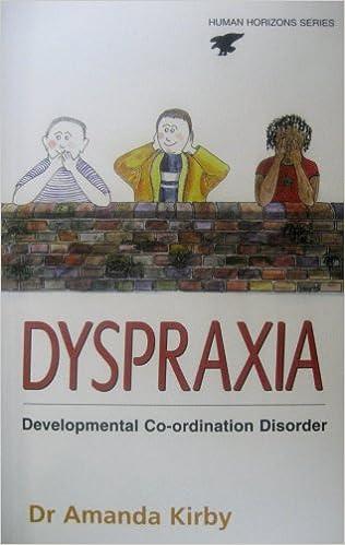 Book Dyspraxia: Developmental Co-ordination Disorder