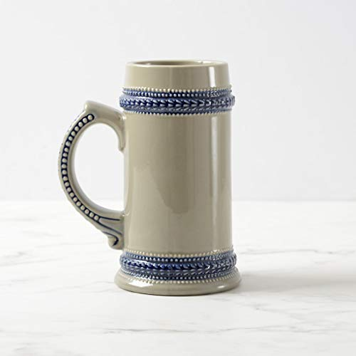 Scottish Beer (Zazzle Perfect Scottish Beer Stein Gray/Blue Stein, 22 oz)