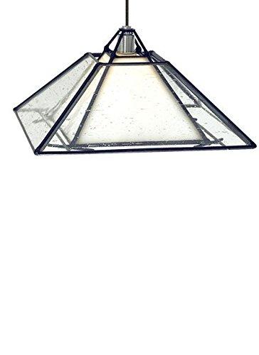 Tech Lighting 700FJOAKBWS FreeJack-Oak Park Pendant Clear, 11.05