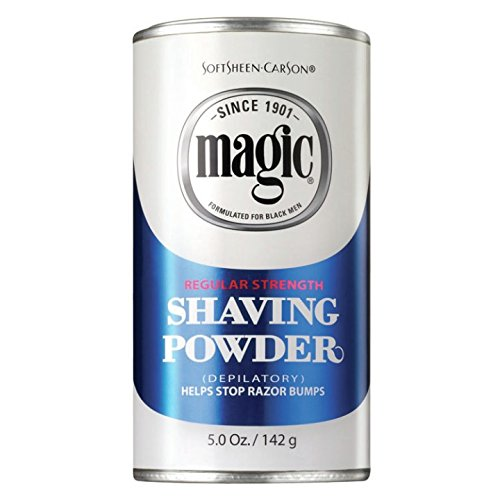 Magic Blue Shaving Powder 133 ml Regular Depilatory M-BB-1915