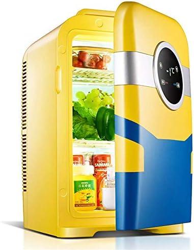 ZWH-ZWH ミニ22L冷蔵庫ミニ冷蔵庫カー u0026ミニ暖房のための家と車の冷凍庫 車載用冷蔵庫