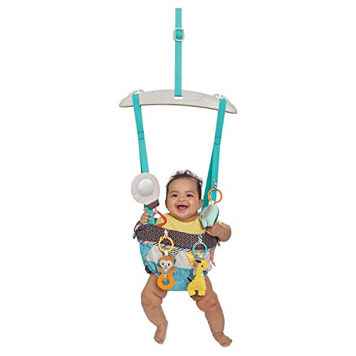 Infantino Go GaGa Up, Up & Away Deluxe Door Jumper