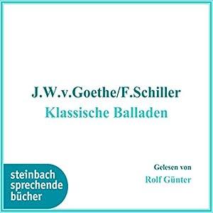 Klassische Balladen Hörbuch