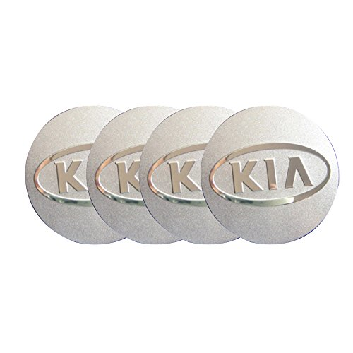 BENZEE 4pcs C005 56.5mm Car Styling Accessories Emblem Badge Sticker Wheel Hub Caps Centre Cover KIA Rio Ceed SOUL SPORTAGE K2 K3 K5 K7