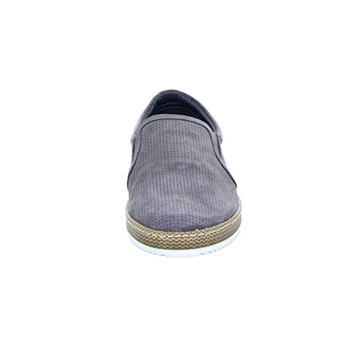 BOXX MS-308R06 Herren Slipper Halbschuh Grau (Grau)