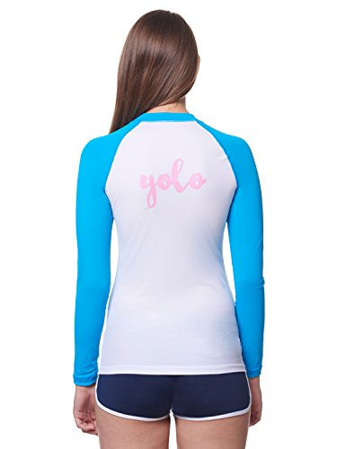 Womens Swim Shirts Sun Protection