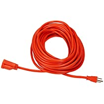 Save on AmazonBasics 16/3 Vinyl Outdoor Extension Cord