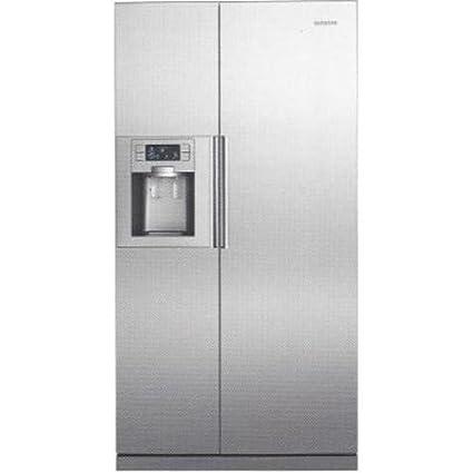 Samsung refrigerador side-by side RS5095DAC acabado de acero ...
