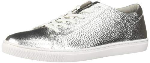 Kenneth Cole New York Men's Kam Sneaker, Silver, 9 M US (Sneakers Silver Mens)