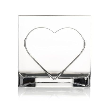 Amazon.com - Celebration Crystal My Heart Picture Frame - Luxury Frames