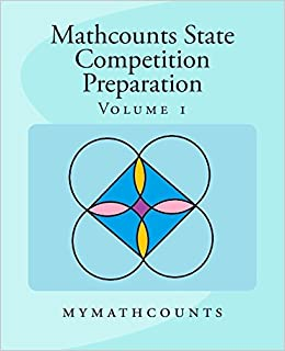 Worksheet Mathcounts Worksheets amazon com mathcounts state competition preparation volume 1 9781505241358 yongcheng chen sam books