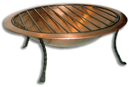 Deeco Consumer Products DM-1693-CC Copper Royale Fire Pit