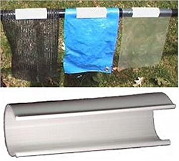 Amazon.com : Snap Cl& 1 Inch Wide X 4 Inches for 1  PVC Pipe ... : pvc quilting frame - Adamdwight.com