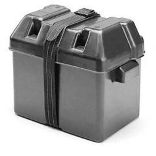 Batteriekasten mit Befestigungsgurt