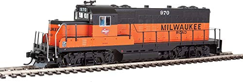 (Walthers-EMD GP9 Phase II with Chopped Nose - ESU(R) Sound and DCC -- Milwaukee)