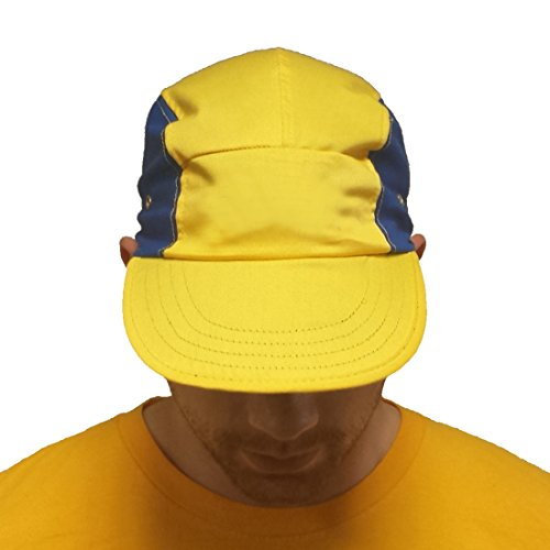 Yellow and Blue Will Smith Hat Fresh Prince of Bel-Air for sale Delivered  anywhere 6235e001f96