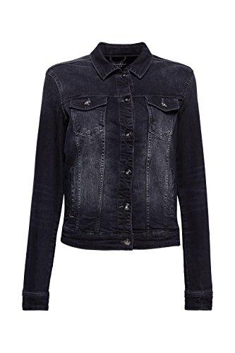 911 Giacca Dark In Wash black Donna Jeans Nero Esprit Edc By RqEWv