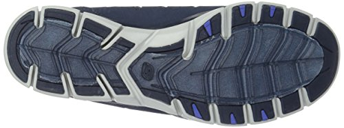 Gratis EU Light Cordones para Skechers Mujer Zapatillas Heart 38 Azul sin Navy RdwWRPAq