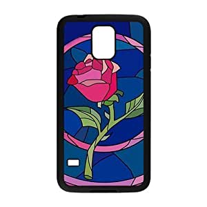 Fashion Beauty and the Beast Personalized samsung galaxy s5 Case Cover