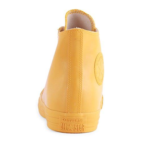 Converse – All Giallo Hi Star Alte Sneaker X Adulto Rubber Unisex 88wrqUx