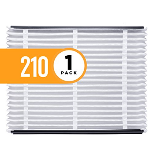 Lowest Price! Aprilaire 210 Air Filter for Aprilaire Whole Home Air Purifiers, MERV 11 (Pack of 1)