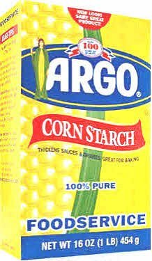 argo corn starch 1lb - 1