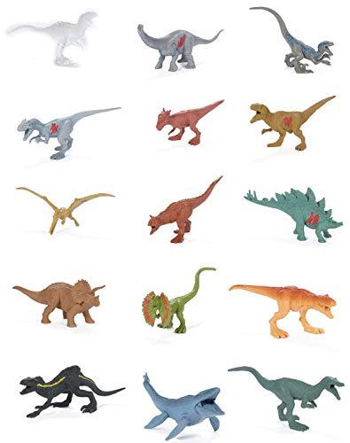 Jurassic World Fallen Kingdom mini Dino multipack 15 pack Battle Damage. for $<!--$18.99-->