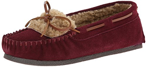 Clarks Moccasin Frauen Slip Loafer Moccasins Berry On H5HqwCUxrf