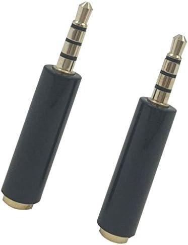 3,5 Mm Stecker Auf Buchse OMTP Auf CTIA Kopfhöreradapter Für