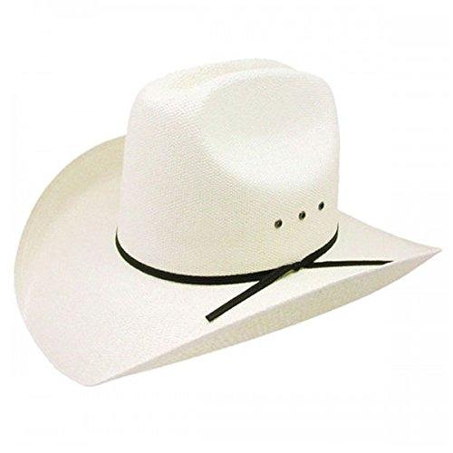 Resistol Quarter Horse 60 - (7X) Bangora Straw Cowboy Hat (7 5/8)