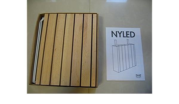 Compra Bloque A cuchillos de madera a colgar IKEA en Amazon.es