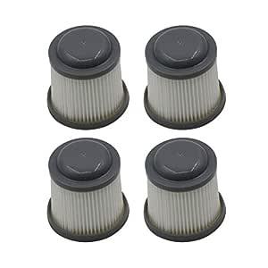 CAOQAO - Juego de 2 filtros para aspiradoras Dyson DC27 DC28 ...