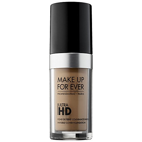 Make up for Ever Ultra Hd Invisible Cover Foundation Color 125 = Y315 - Sand