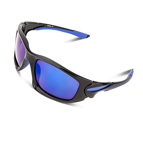 RIVBOS Polarized Sports Sunglasses Driving Glas...