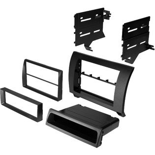 American International Dash Install Kit Stereo Mounting Car Installation Kit for 2003-06 Tundra 2X Din by American International