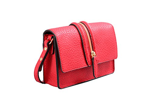 Hb15242 Women's Cross Bag One Red Mellow Downtown Body Turquoise Size World nRgIxwt