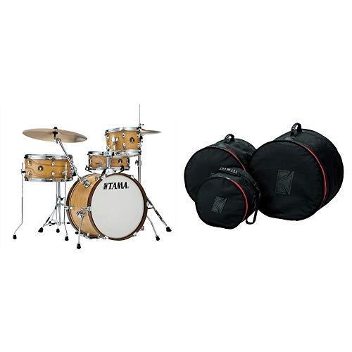 TAMA タマ CLUB-JAM コンパクト4点ドラムシェルキット 運搬に便利なバッグ付き ドラムバッグセット付き  B07KM81NCC